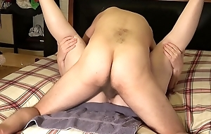 Dirty Talk and a Messy Creampie Be thrilled by for Contaminated Amateur Girlfriend_ She Cums First, I Cum Next!